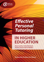 Effective Personal Tutoring in Higher Education
